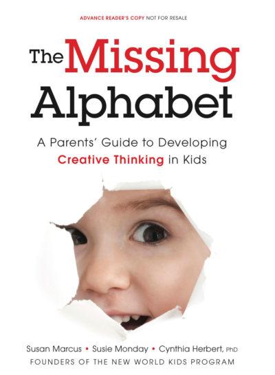 missing alphabet book