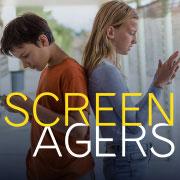 screenagers teens phones