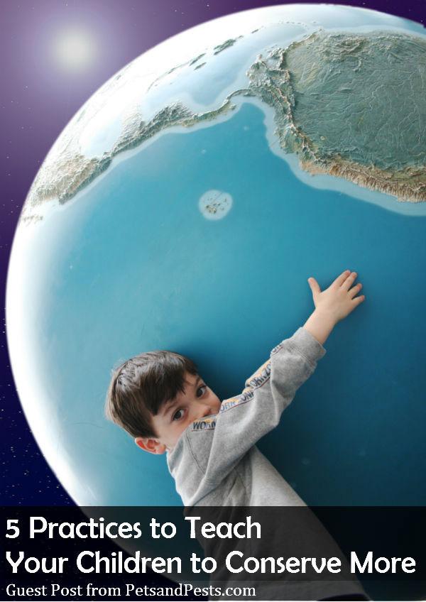 teach children conserve more