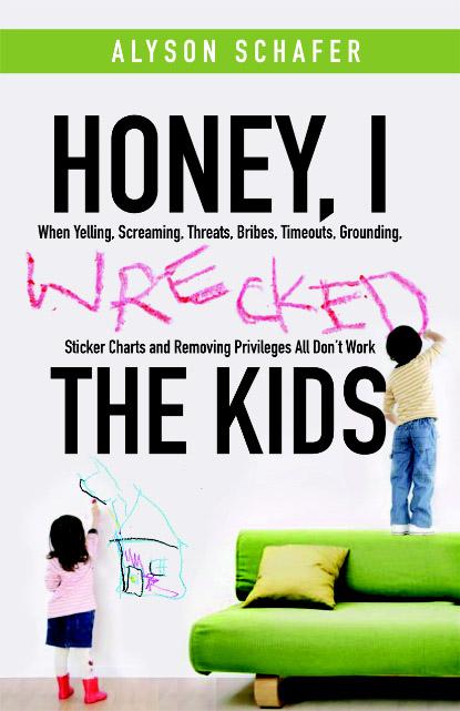 honey wrecked kids
