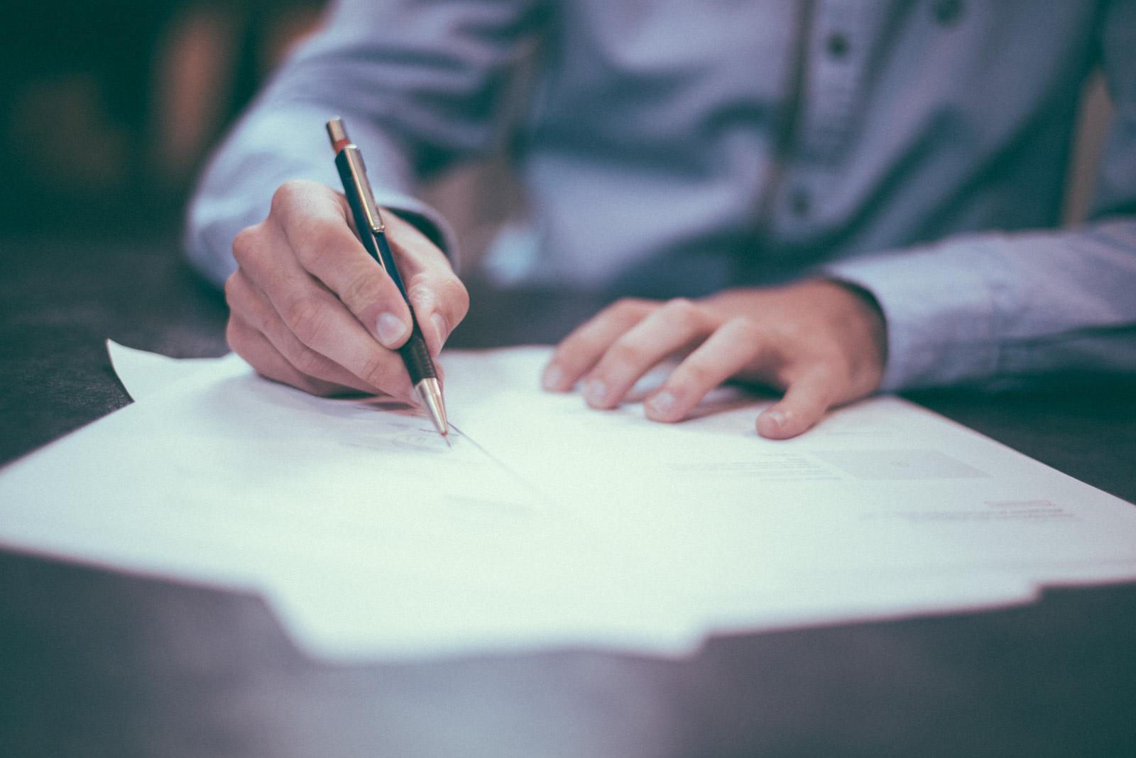 legal papers unsplash